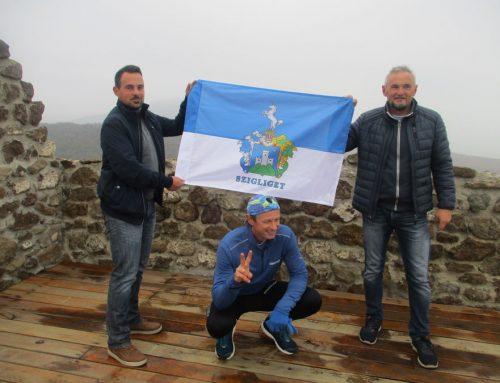 ZAOL – A vonyarcvashegyi Szarvas Mátyás elérte célját: 39 nap után célba ért