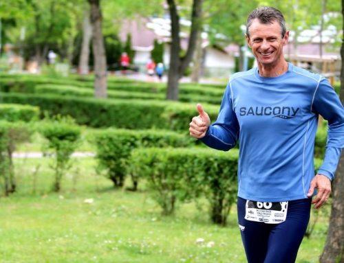 Behir – Ma indult Szarvas Mátyás kékkör futása: 39 napon át, napi 60-80 kilométert fut